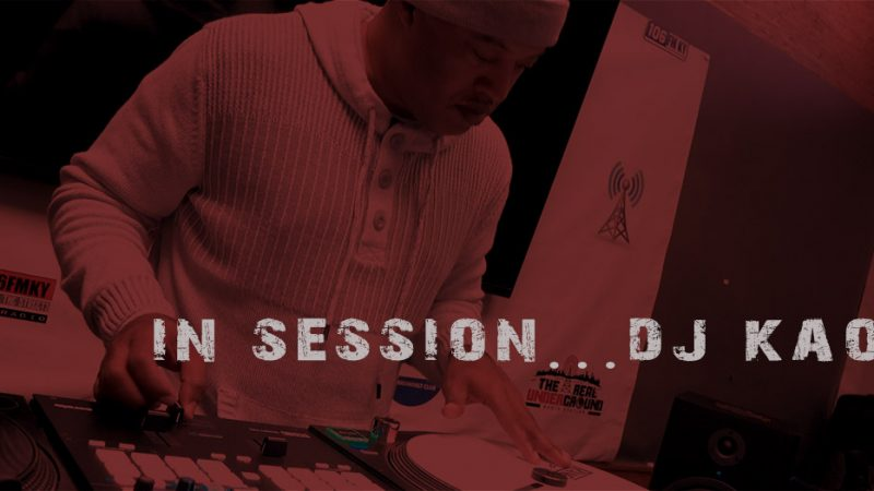 IN SESSION.DJ KAOS_youtube