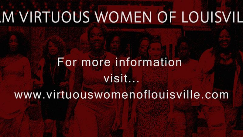 YouTube Cover_I am Virtuous Women of Louisville